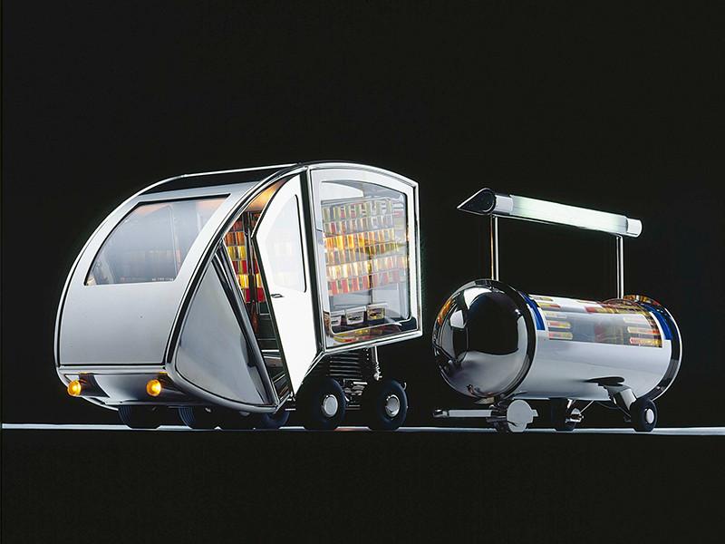 Buffets TGV