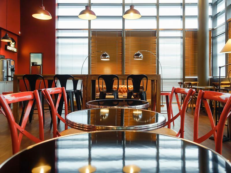 DHL Lounge